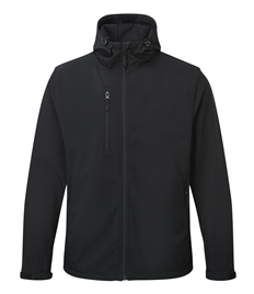HOLKHAM HOODED SOFTSHELL JACKET