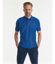 RUSSELL BETTER 100% COTTON POLO