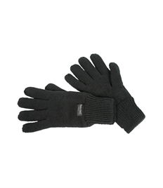 THINSULATE LINED KNITTED GLOVE