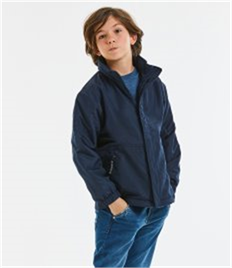 REVERSIBLE SCHOOL JACKET