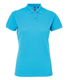 ASQUITH AND FOX LADIES POLYCOTTON BLEND POLO