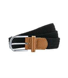 ASQUITH AND FOX BRAID STRETCH BELT