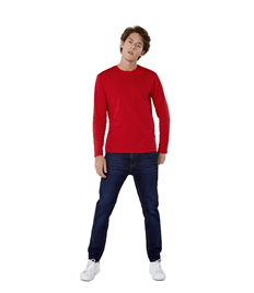 B&C E150 LONG SLEEVE T-SHIRT
