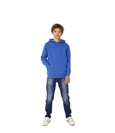 B & C KIDS HOODED SWEATSHIRT