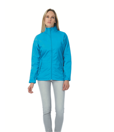 B&C LADIES MULTI-ACTIVE MIDDLEWEIGHT JACKET