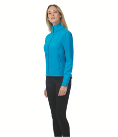 B&C LADIES SOFTSHELL JACKET