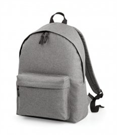 BAGBASE TWO-TONE FASHION BACK PACK