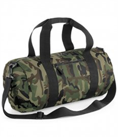 BAGBASE CAMO BARREL BAG