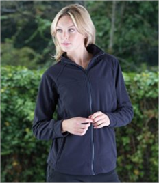 CRAGHOPPER LADIES BASECAMP FLEECE F/ZIP