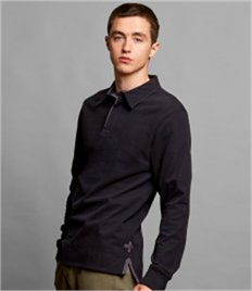 FRONT ROW SUPER SOFT SLEEVE RUGBY SHIRT