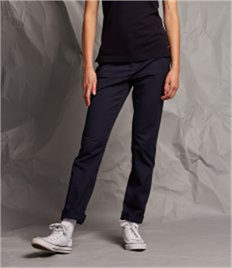 FRONT ROW LADIES STRETCH CHINOS