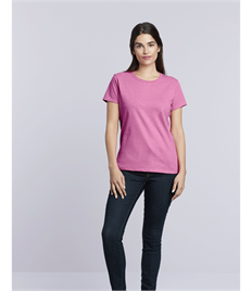 GILDAN LADIES HEAVY COTTON TSHIRT