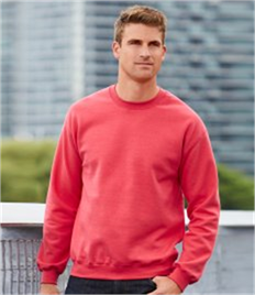 GILDAN 50/50 ADULT CREWNECK SWEAT