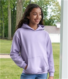 GILDAN KIDS HEAVY BLEND HOODED SWEAT