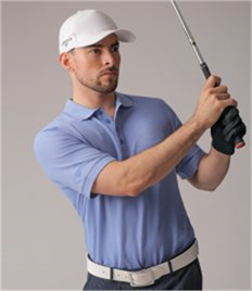 GLENMUIR g.KINLOCH CLASSIC FIT PIQUE POLO SHIRT