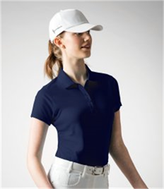 GLENMUIR PALOMA PERFORMANCE PIQUE POLO