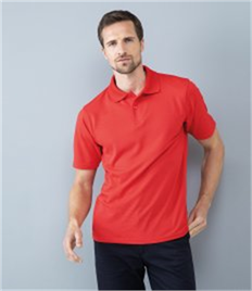 HENBURY MENS COOLPLUS POLO SHIRT