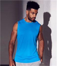 JUST COOL BY AWDIS MENS COOL SMOOTH SPORTS VEST