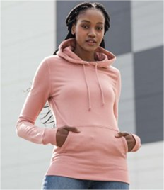 JUST HOODS BY AWDIS GIRLIE COLLEGE HOODIE