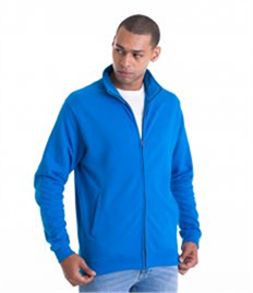 JUST HOODS BY AWDIS FRESHER FULL ZIP SWEAT
