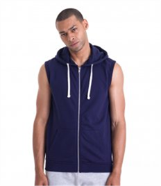 JUST HOODS BY AWDIS SLEEVELESS ZOODIE