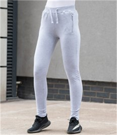 JUST HOODS BY AWDIS GIRLIE TAPERED TRACK PANT