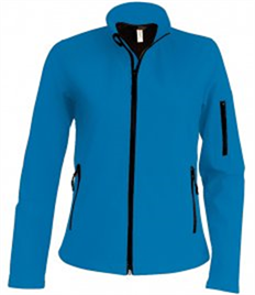 KARIBAN LADIES CONTEMPORARY SOFTSHELL