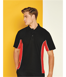 KUSTOM KIT GAMEGEAR TRACK POLO