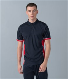FINDEN & HALES TOPCOOL CONTRAST POLO