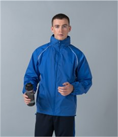 FINDEN & HALES UNLINED FULL ZIP TRAINING JKT