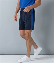 FINDEN & HALES ADULTS KNITTED SHORTS