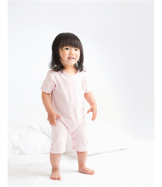 LARKWOOD SHORT SLEEVE ROMPER