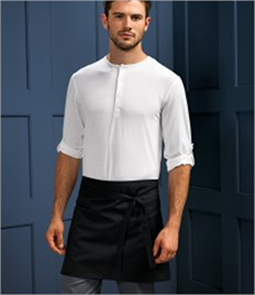 PREMIER SHORT COTTON APRON