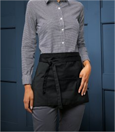 PREMIER THREE OPEN POCKET WAIST APRON