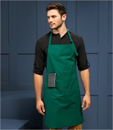 PREMIER WORKWEAR DELUXE APRON WITH POCKET