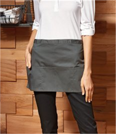 PREMIER COLOURS 3 POCKET APRON