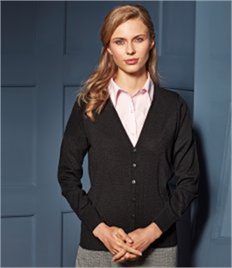 PREMIER ESSENTIAL LADIES CARDIGAN
