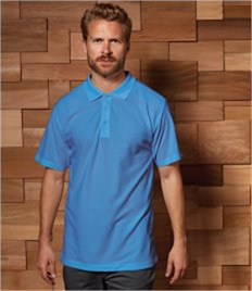 PREMIER WORKWEAR STUD POLO