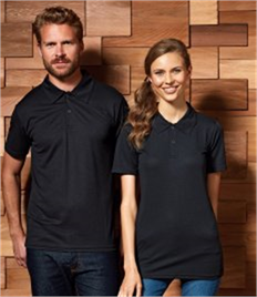 PREMIER WORKWEAR COOLCHECKER STUDDED POLO