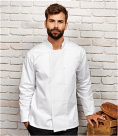 PREMIER LONG SLEEVE CHEFS JACKET