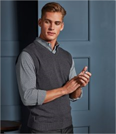 PREMIER SLEEVELESS SWEATER