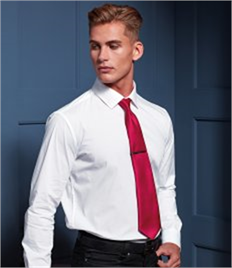PREMIER WORKWEAR COLOURS SATIN TIE