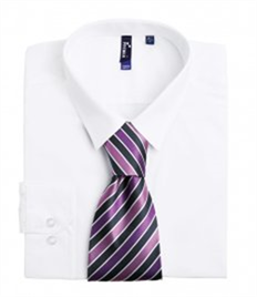 PREMIER WORKWEAR CANDY STRIPE TIE
