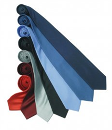 PREMIER WORKWEAR COLOURS SILK TIE