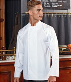 PREMIER ESSENTIAL LONG SLEEVE CHEFS JACKET