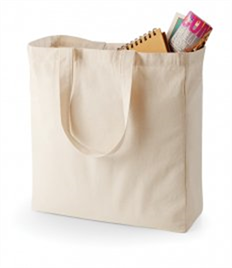 QUADRA BAGS CANVAS CLASSIC SHOPPER
