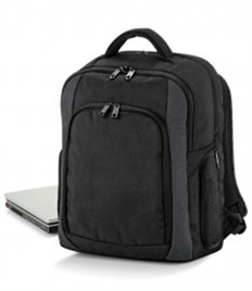 QUADRA BAGS TUNGSTEN LAPTOP BACKPACK
