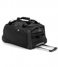 QUADRA BAGS TUNGSTEN WHEELIE TRAVEL BAG