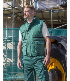 RESULT WORKWEAR BODYWARMER REPL RS27