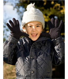 RESULT KIDS LINED THINSULATE GLOVES